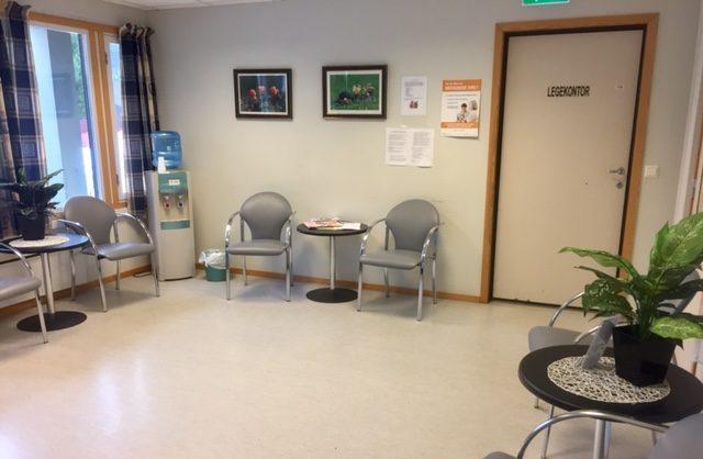 breidablikk legekontor åpningstider