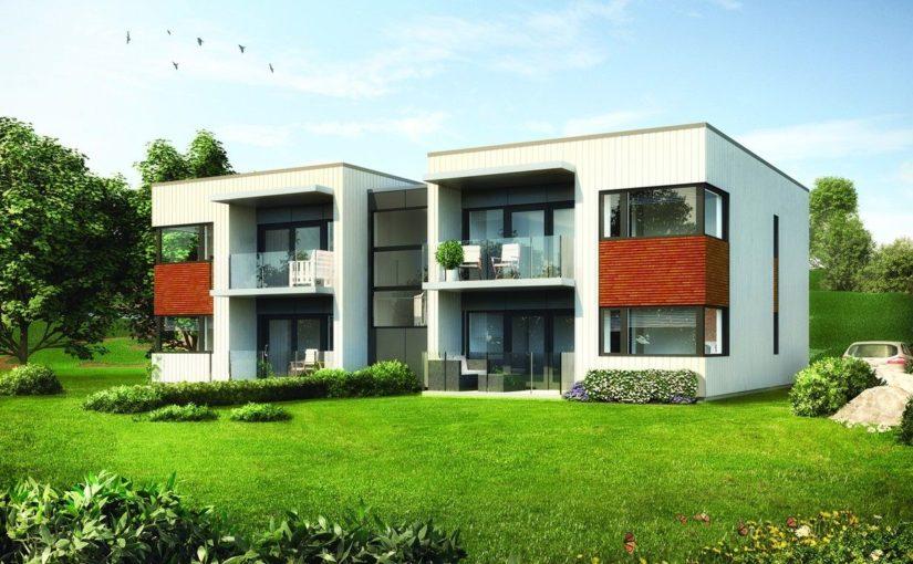 Fremdeles ledig 2 nye leiligheter på Hovsletta