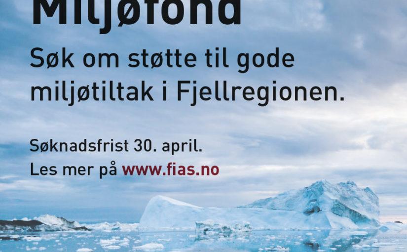 Søk støtte til gode miljøtiltak i Fjellregionen