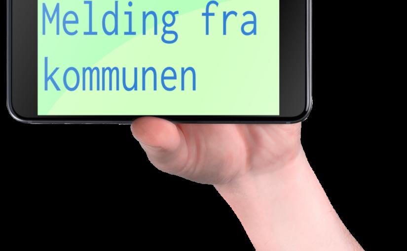 Holtålen kommune har tatt i bruk varslingssystemet Varsling24.