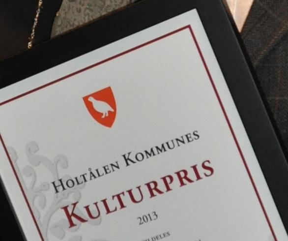 Kulturpris og kulturstipend 2019