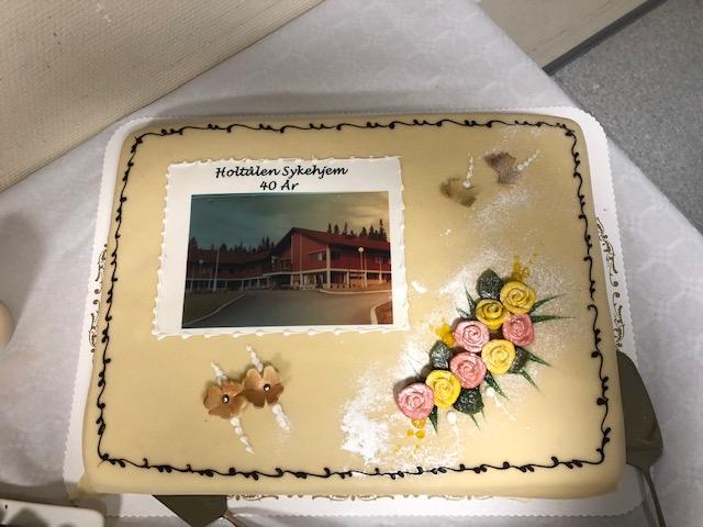 40års jubileum på Holtålen sykehjem