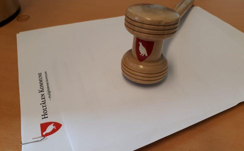 Høring: Forskrift om folkevalgtes rett til godtgjøring og velferdsgoder i Holtålen kommune
