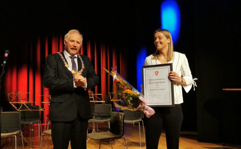Kulturstipend 2019 tildelt Ina Lundereng Vårhus