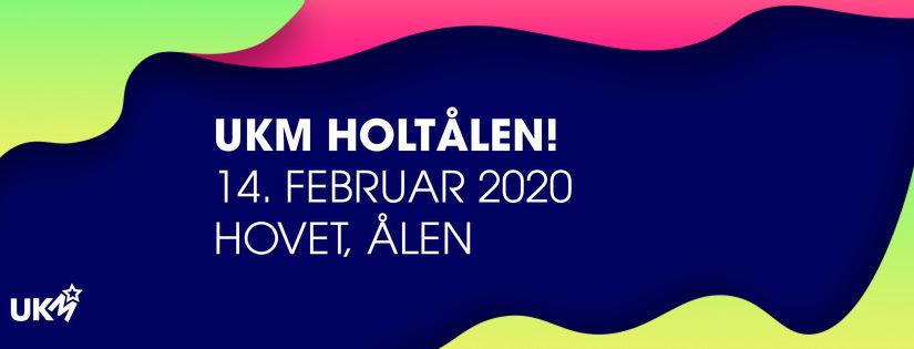 Disse skal representere Holtålen på UKM Regionfestivalen