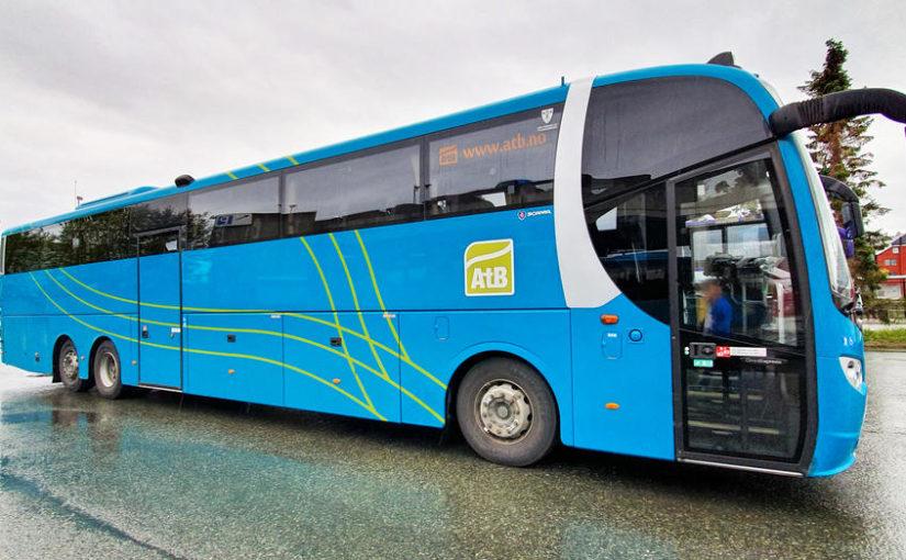 Nye rutetider for buss fra 30. mars
