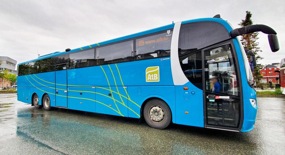 Endringer i bussruter