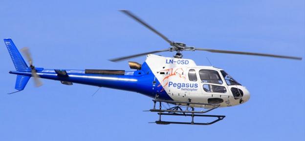 Helikoptermålinger