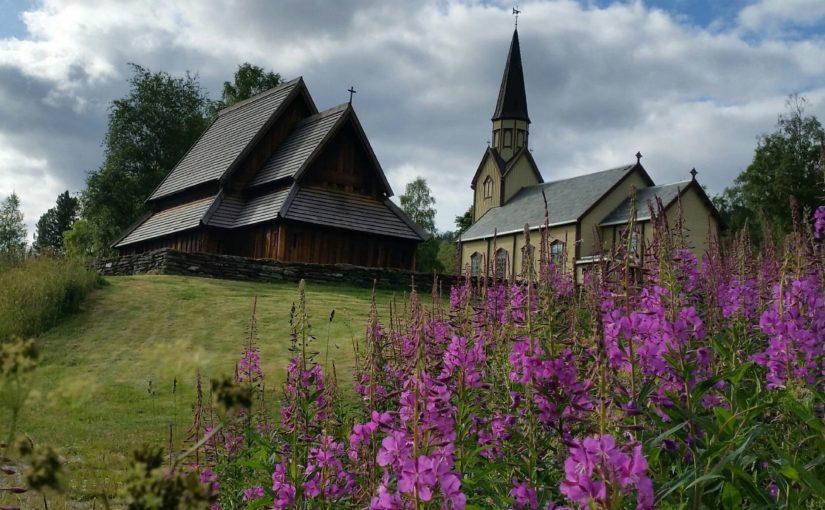 Ledig stilling som Kirketjener – Kirkegårdsarbeider